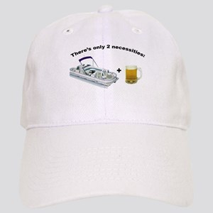 Pontoon Baseball Ball Cap