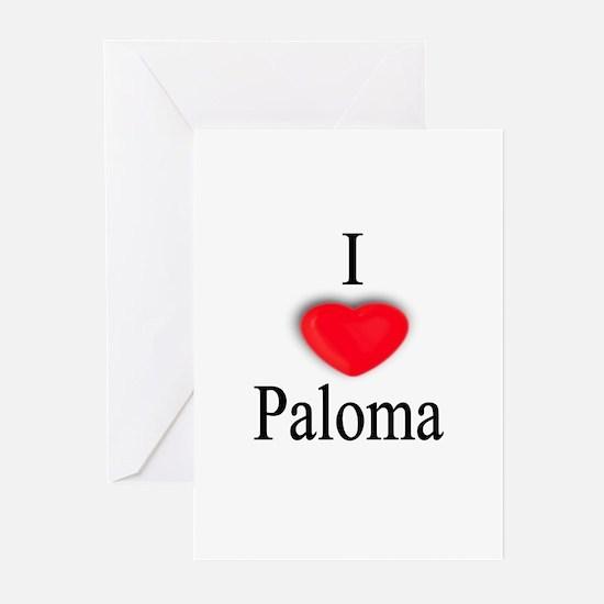 Paloma Greeting Cards (Pk of 10)