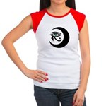 LunaSees Logo Women's Cap Sleeve T-Shirt