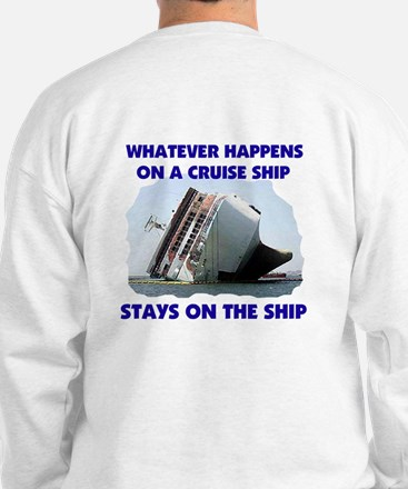 GETTIN ROUGH OUT THERE Sweatshirt