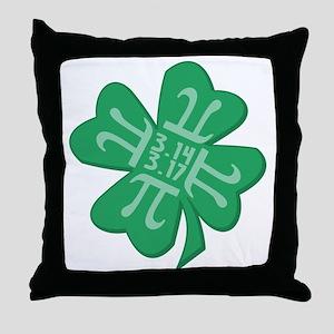 Pirish 3.14 3.17 Throw Pillow