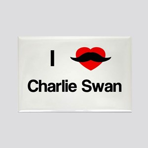 charlie swan Magnets