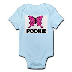 Butterfly - Pookie Infant Creeper