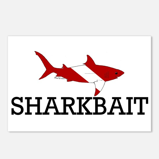Sharkbait Postcards (Package of 8)