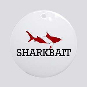 Sharkbait Ornament (Round)
