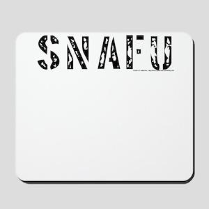 SNAFU - Mousepad