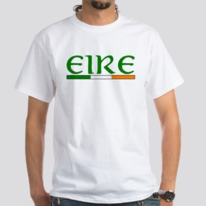 EIRE White T-Shirt