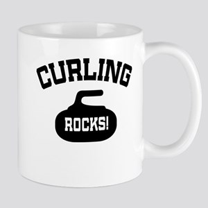 Curling Rocks! Mug