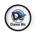 Dance Biz Wall Clock
