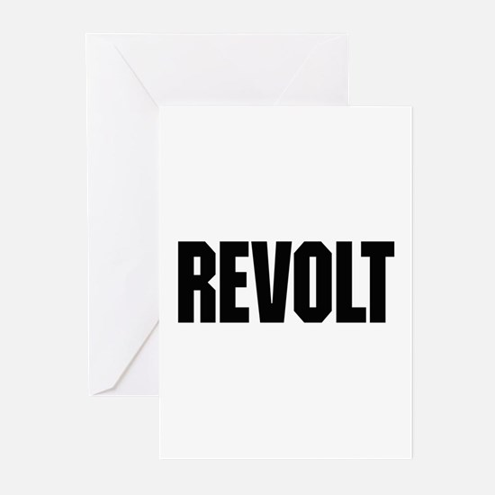 Revolt Greeting Cards (Pk of 10)