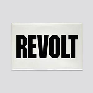 Revolt Rectangle Magnet