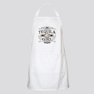 Tequila Girl Buckle Apron