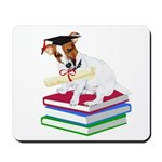 Jack Russell Terrier Graduation Mousepad