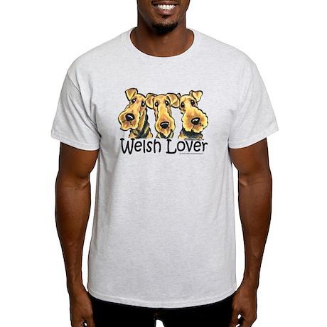 Welsh Terrier Lover Light T-Shirt