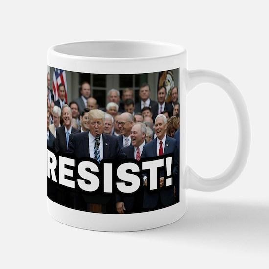 RESIST! Mugs