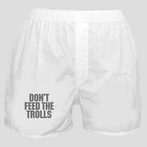 Feed Trolls Boxer Shorts