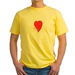 RogerCummiskey 2007 Yellow T-Shirt