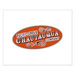 Pacific Grove Chautauqua Comp Small Poster