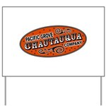 Pacific Grove Chautauqua Comp Yard Sign