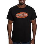 Pacific Grove Chautauqua Comp Men's Fitted T-Shirt
