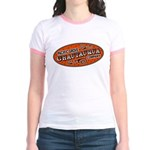 Pacific Grove Chautauqua Comp Jr. Ringer T-Shirt