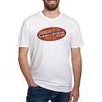 Pacific Grove Chautauqua Comp Fitted T-Shirt