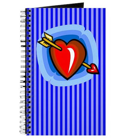 Arrow Shoot Heart Journal