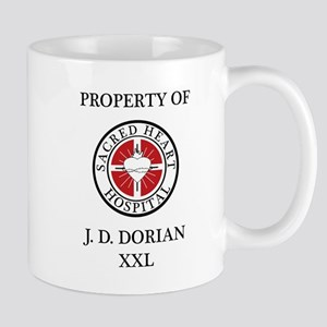 Property of J D Dorian Mug