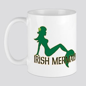 Irish Mermaid Mug Mugs