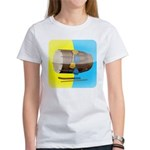 Dhol Player. Women's T-Shirt