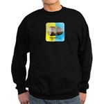 Dhol Player. Sweatshirt (dark)