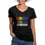 2-MarchOnLogoLarge T-Shirt