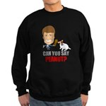 JRT and Jimmy Carter Sweatshirt (dark)