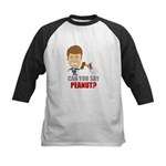 JRT and Jimmy Carter Kids Baseball Jersey