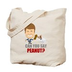 JRT and Jimmy Carter Tote Bag
