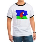 ARTISTIC CARTOON DOG  Ringer T