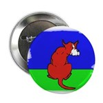 ARTISTIC CARTOON DOG Button