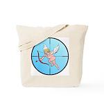 Target Cupid Tote Bag