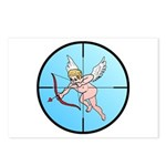 Target Cupid Postcards (Package of 8)