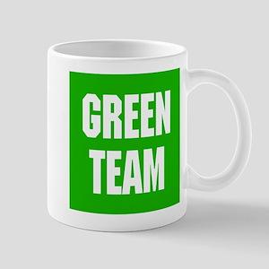 Green Team Mug