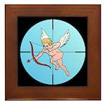 Target Cupid Framed Tile