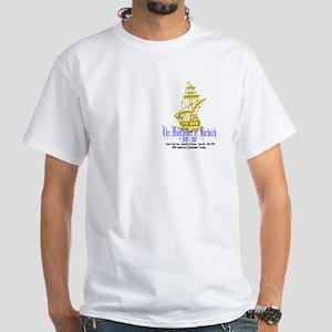 Mayflower Cruise White T-Shirt