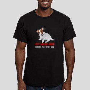 Grey's Anatomy Addict Men's Fitted T-Shirt (dark)