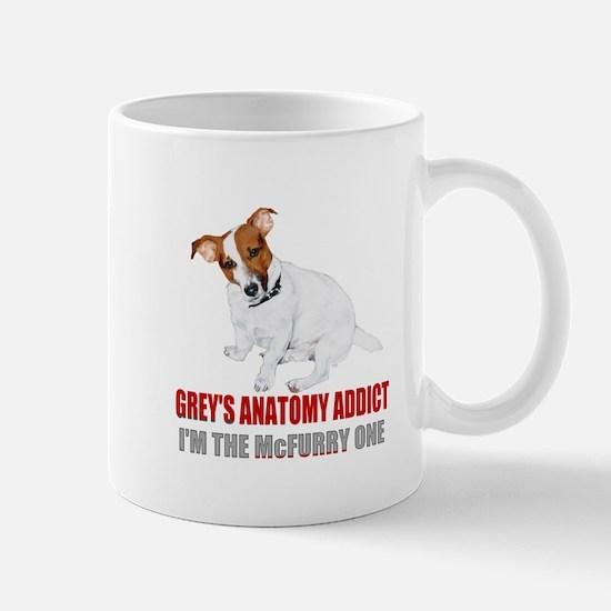 Grey's Anatomy Addict Mug