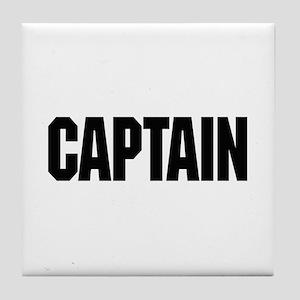 Captain Tile Coaster
