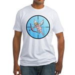Target Cupid Fitted T-Shirt