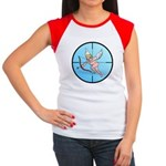 Target Cupid Women's Cap Sleeve T-Shirt