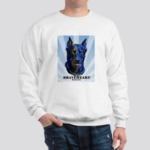 Braveheart dark #1 Sweatshirt