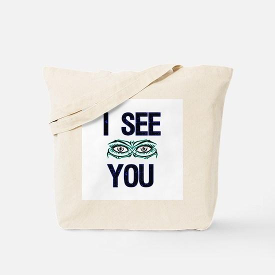 Unique Avatar Tote Bag