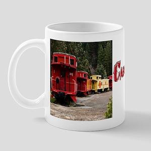 Caboose Line Mug